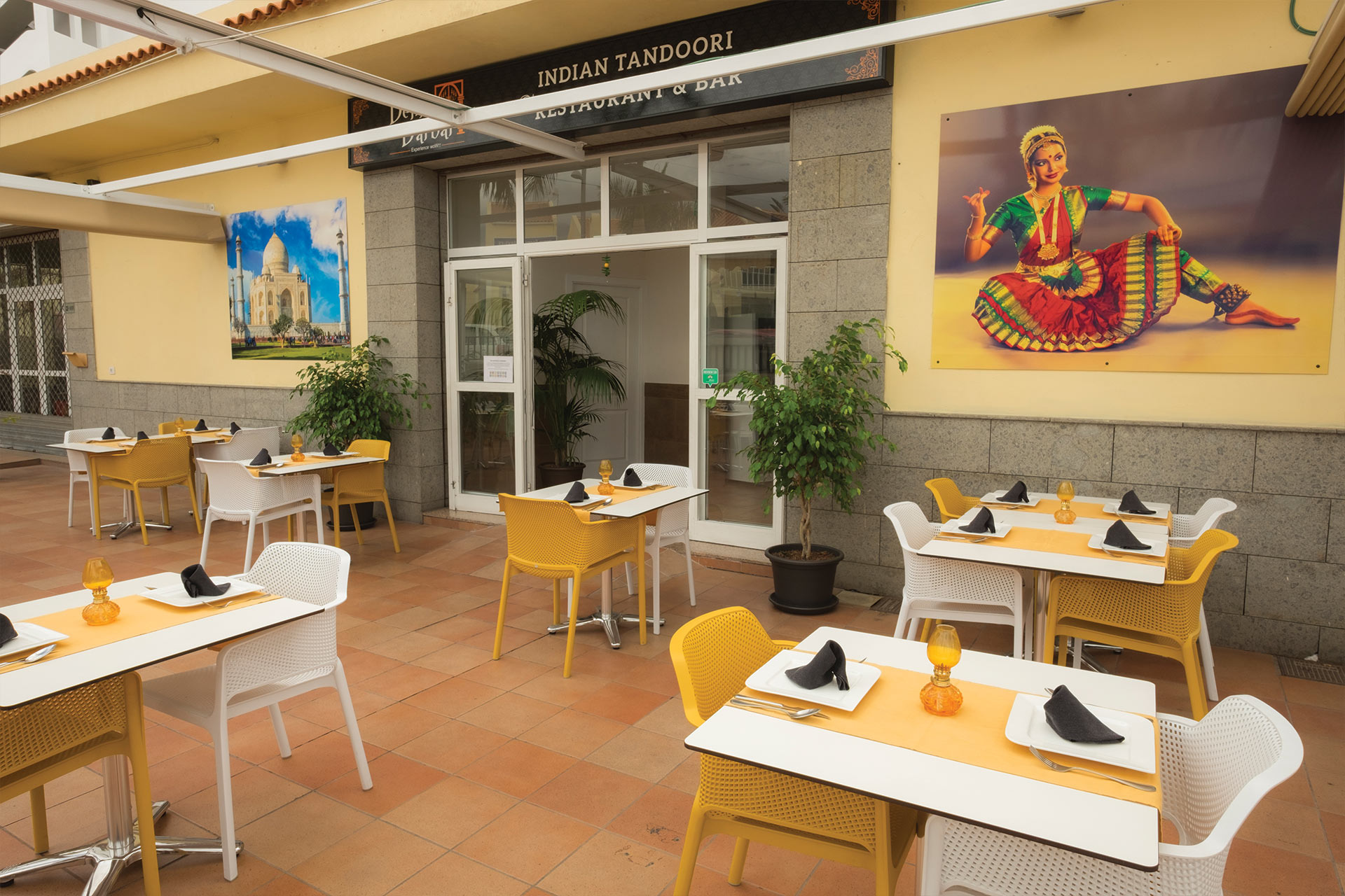 Best Indian Restaurant in Costa Adeje